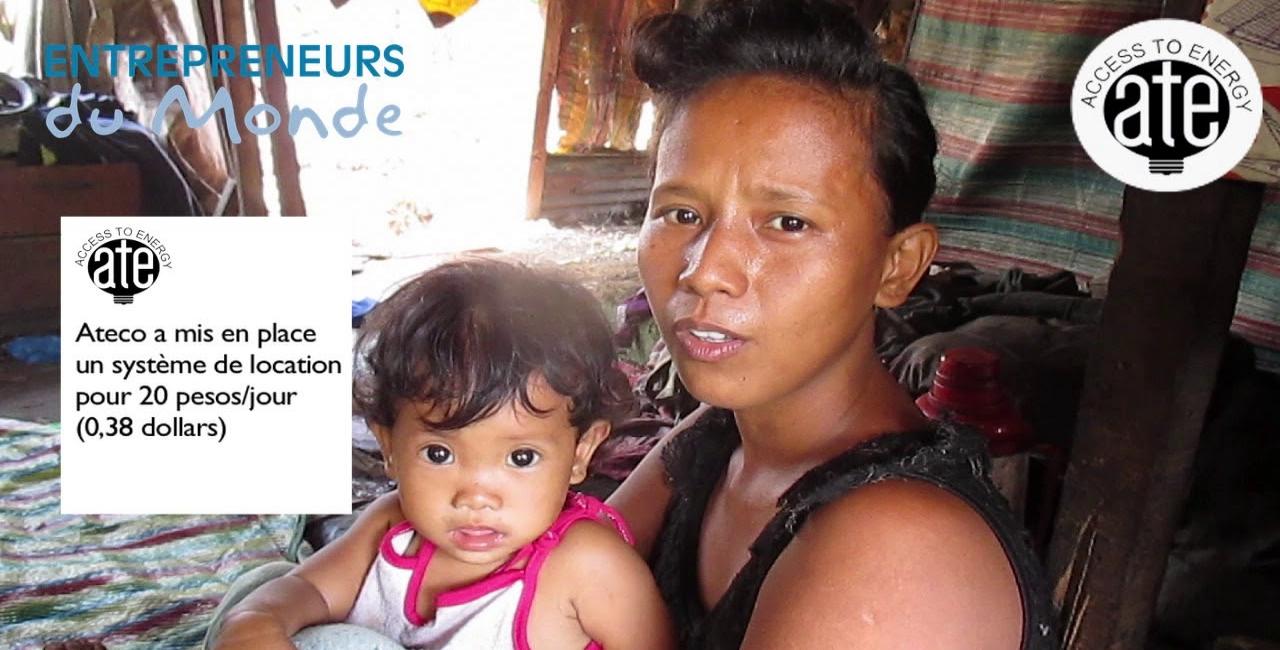 Embedded thumbnail for ATE Co, programme d'accès à l'énergie d'Entrepreneurs du Monde aux Philippines